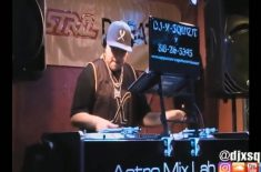 Astro DJ Battle – 2nd Place – DJ X-Squizit