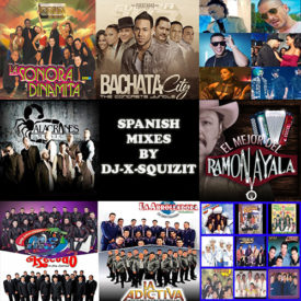 Spanish Mixes